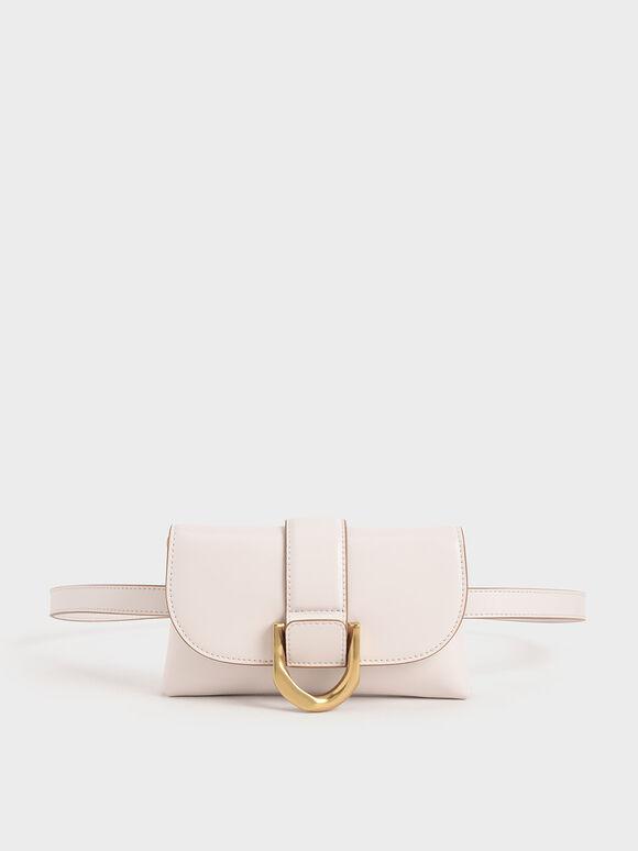 Gabine Crossbody Bag, Pink, hi-res