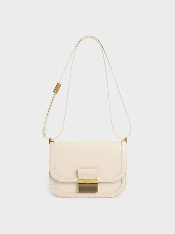 Charlot Bag, Ivory, hi-res