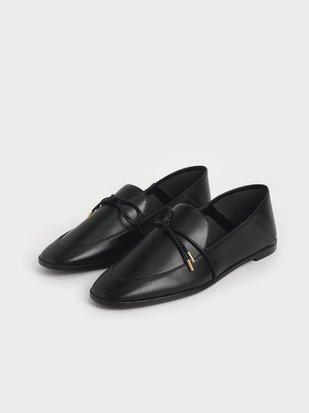 Bow-Tie Loafers