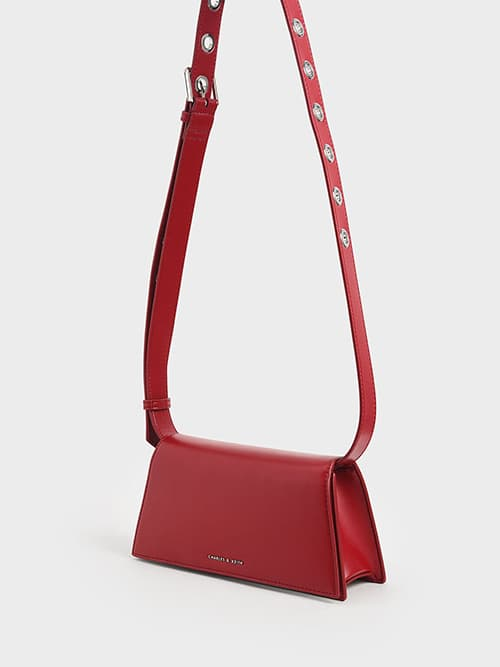 Trapeze Shoulder Bag
