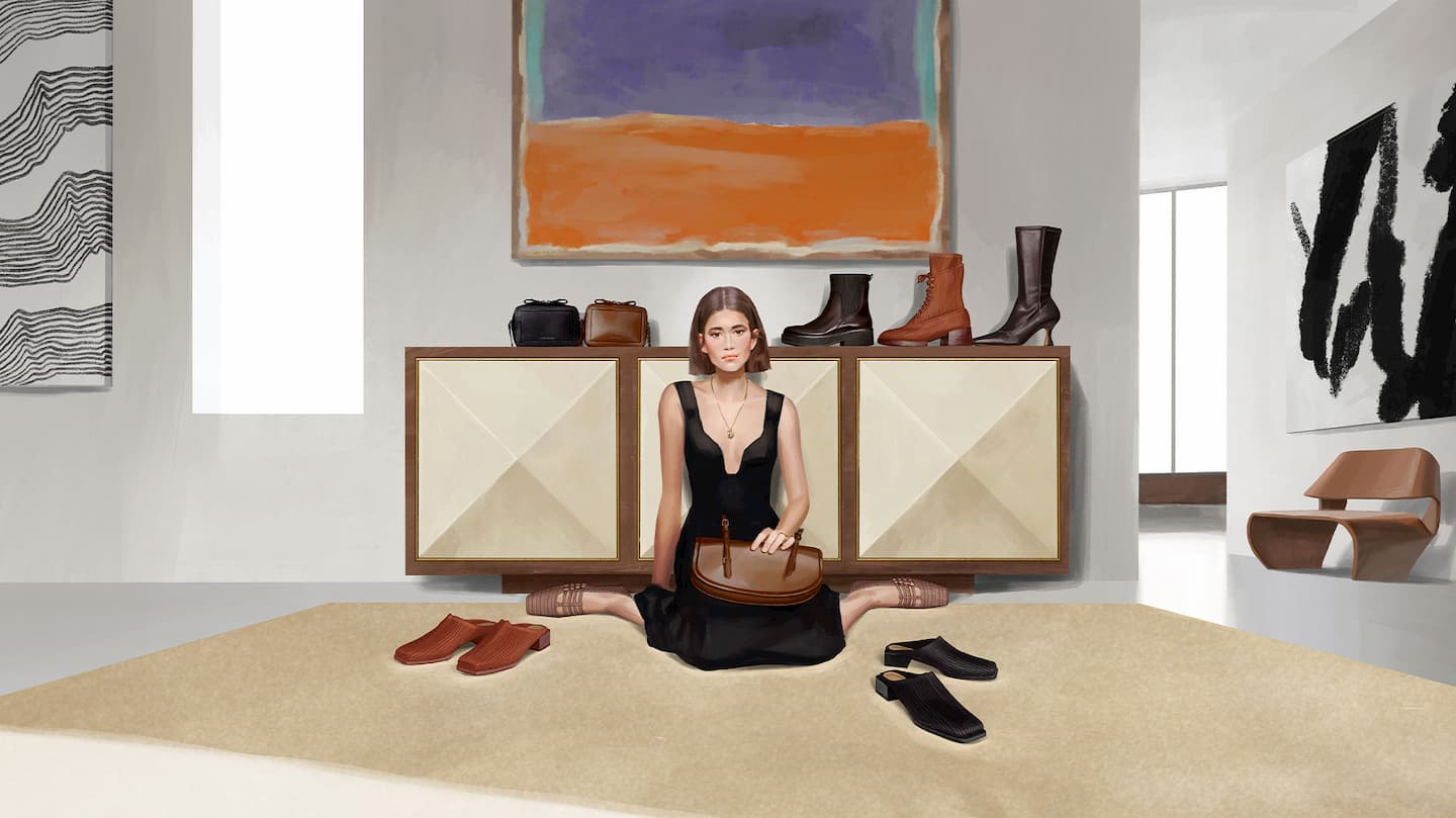 A compilation of illustrations from the CHARLES & KEITH Autumn Winter 2020 campaign - CHARLES & KEITH - Web - Placeholder